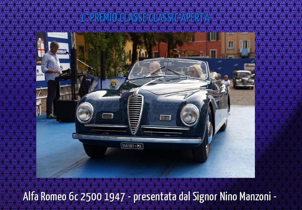 Alfa Romeo 2500 Manzoni