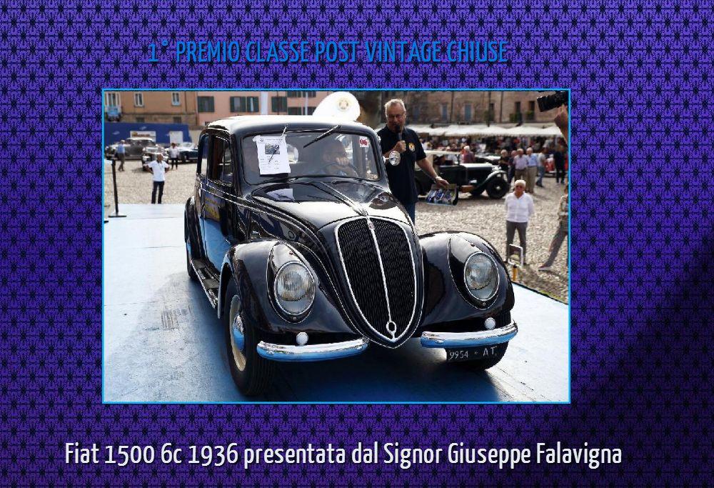 Fiat 1500 Falavigna