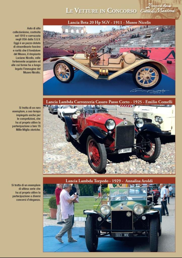 I pagina auto