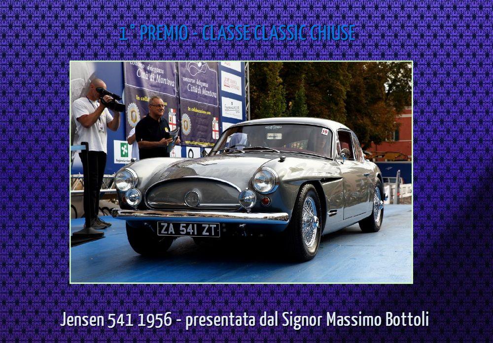 Jensen 541 Bottoli