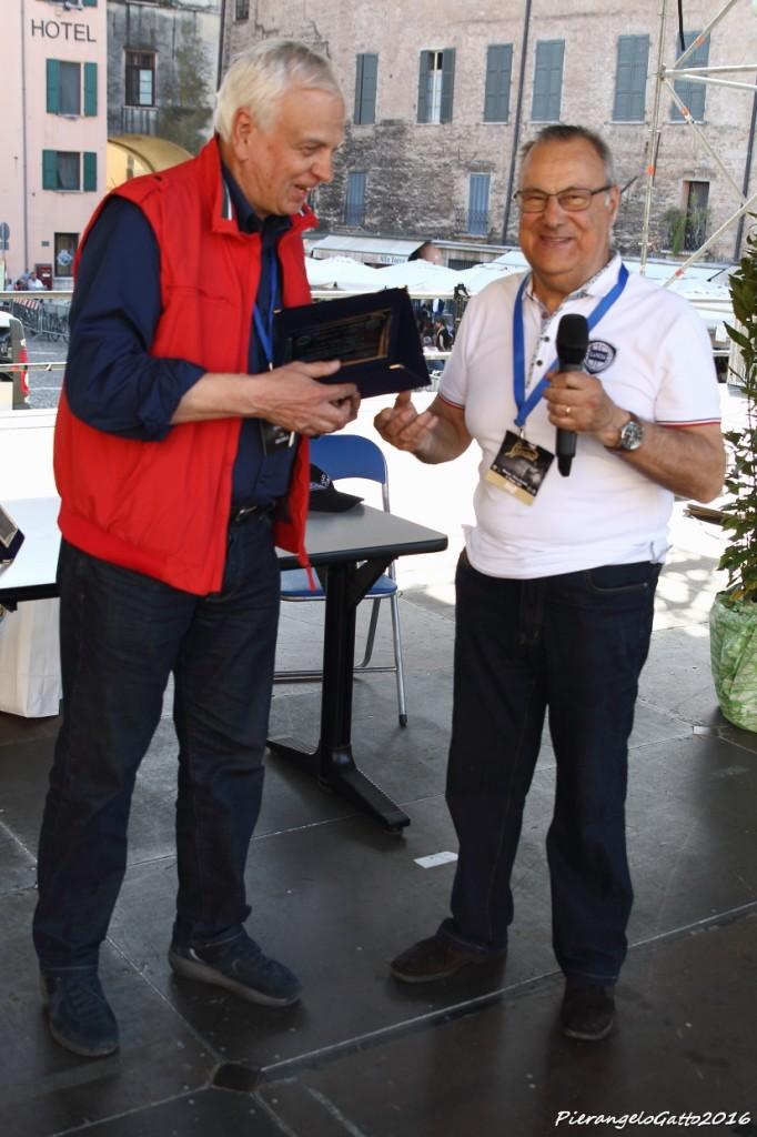 Premiazione Paterlini