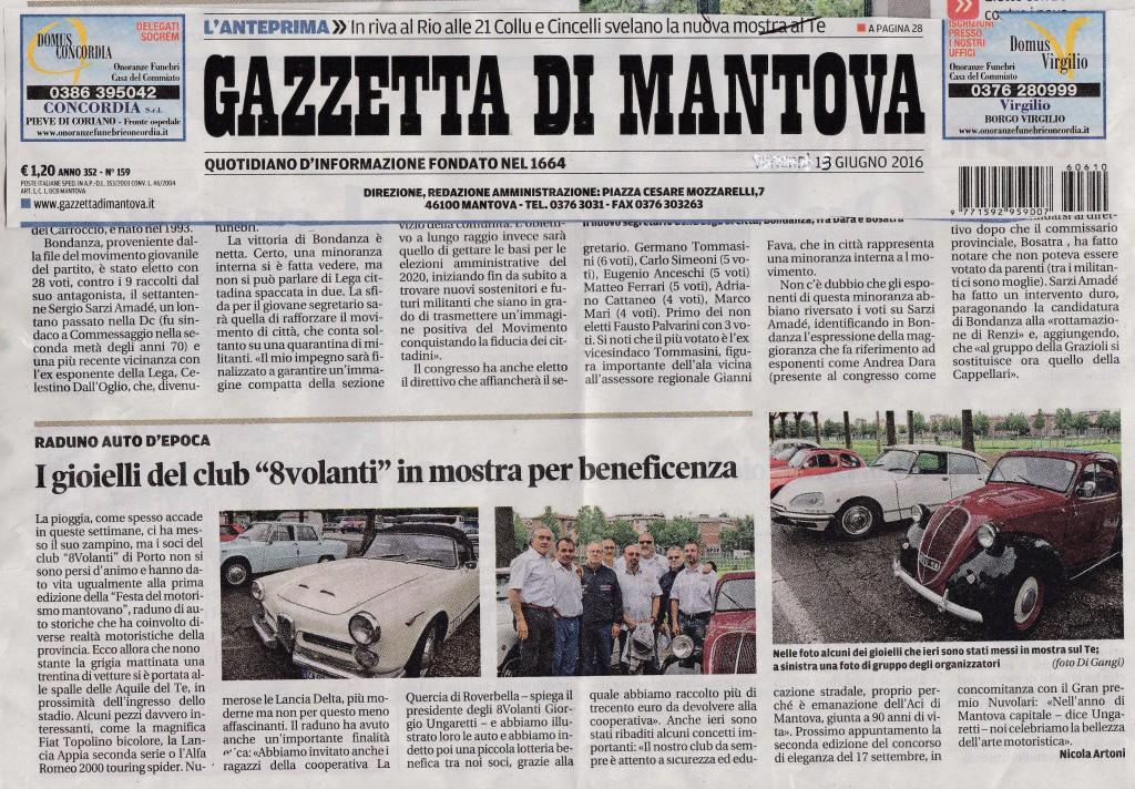 Gazzetta Mantova OK